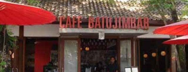 Café Batu Jimbar is one of Bali - Kuliner.