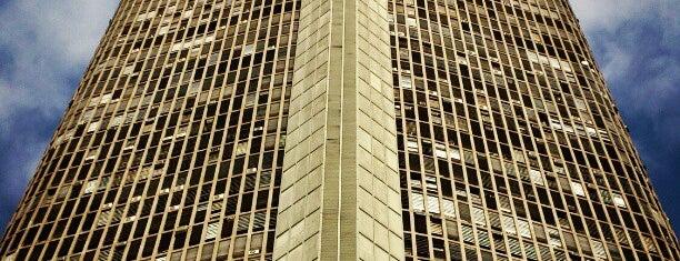 Edifício Itália is one of Sao Paulo.