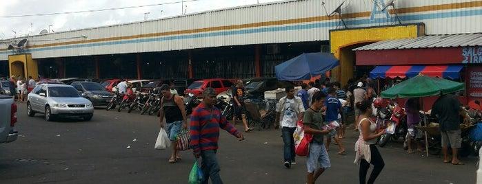 Feira da Manaus Moderna is one of Meus locais.