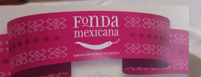 Fonda Mexicana is one of Family Classics.