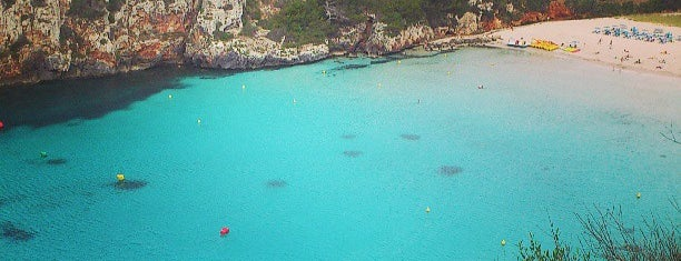 Cala'n Porter is one of MENORCA AGOSTO 12.