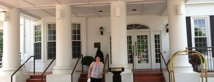 Boone Tavern Hotel is one of Best Places to Check out in United States Pt 2.