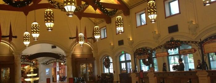 Disney's Coronado Springs Resort and Convention Center is one of Orlando.