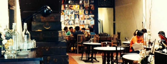 The Films Cafe is one of Café | Penang.