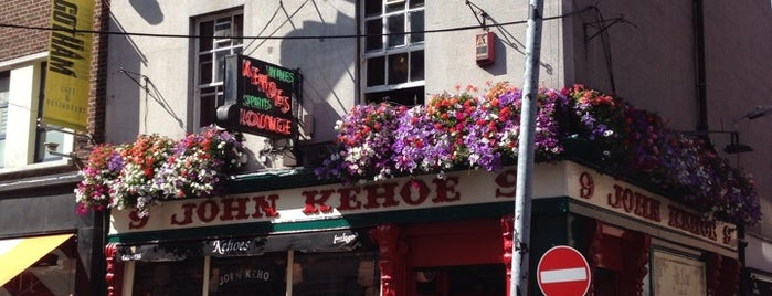 Kehoe's is one of Dublin.