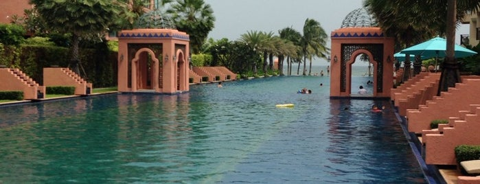Marrakesh Hua Hin Resort & Spa is one of relax'.