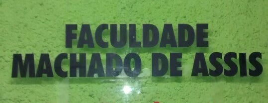 Faculdade Machado de Assis is one of #Rio2013 | Catequesis [Spanish].