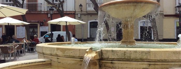 El Serrallo is one of De tapas por Cadiz.