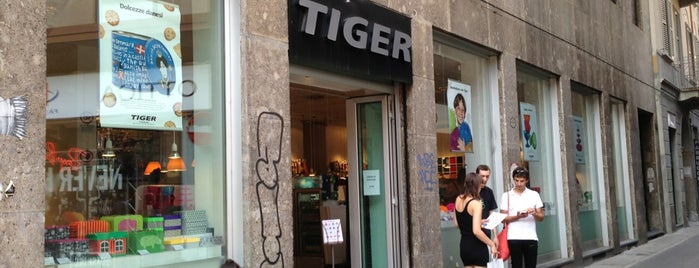 Tiger is one of Shopping Milano.