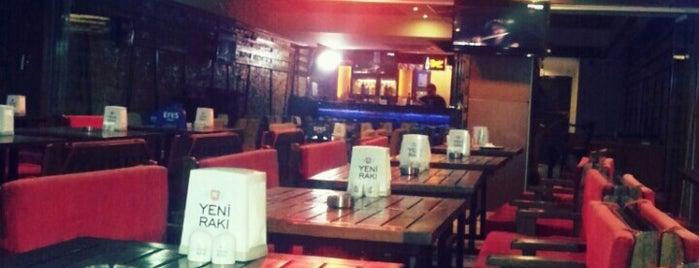 Pelikan Cafe & Bar is one of Yemede yanında yat....