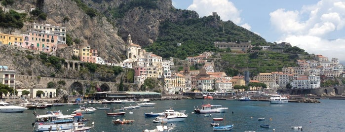 Costa Amalfitana is one of Part 3 - Attractions in Europe.