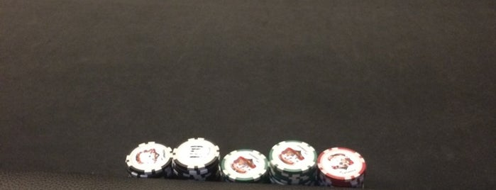 Alphaville Poker Club is one of Conhecer.