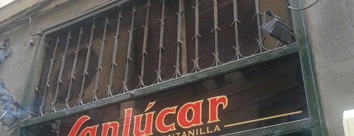Taberna Sanlúcar is one of Restaurantes/Bares que me simpatizan.