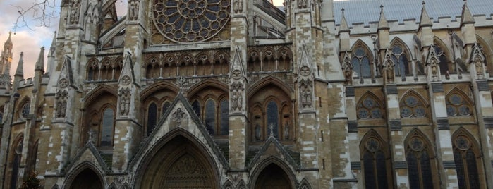 Westminster Abbey is one of Places to Visit in London.