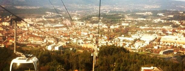Teleférico de Guimarães is one of Braga e Minho.