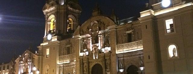 Centro Histórico de Lima is one of Peru.