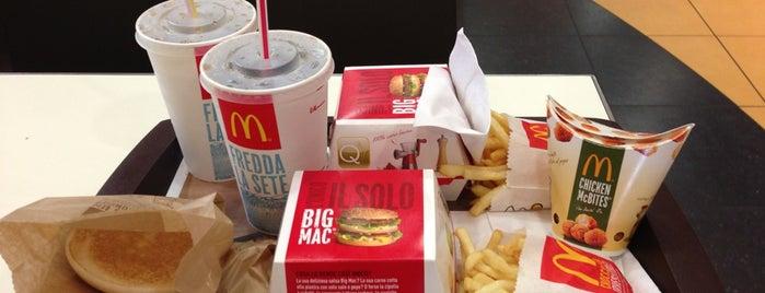 McDonald's is one of Genova.