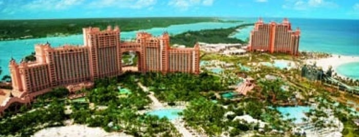 Atlantis Paradise Island is one of The 15 Best Places for Seafood in Nassau.
