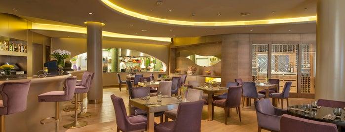 Veranda Restaurant & Lounge InterContinental Istanbul is one of Istanbul yapilacaklar listem.