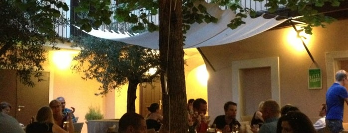 Margareta is one of Food @Vienna.