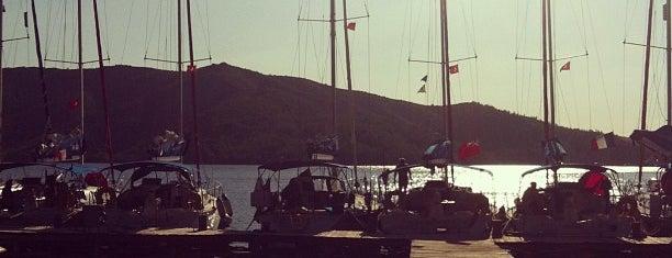Deniz Kızı Kaptan Restaurant is one of Cennet ve İlçeleri.