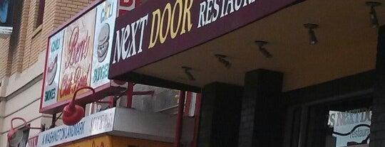 Ben's Next Door is one of places to dine.