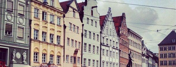 Moritzplatz is one of Guide to Augsburg's best spots.