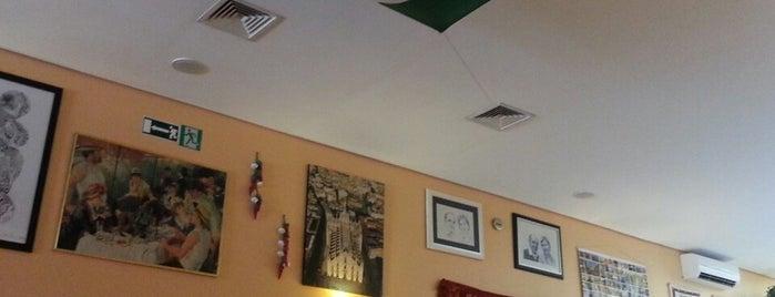 Nello's is one of Restaurantes no centro (ou quase).