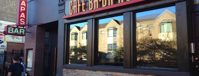 Café Ba-Ba-Reeba! is one of The 15 Best Places That Are Good for Dates in Chicago.