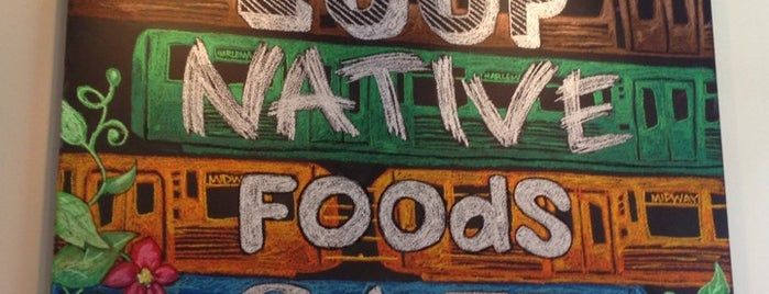 Native Foods is one of The 15 Best Places for Sandwiches in The Loop, Chicago.