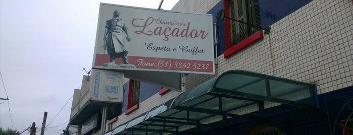 Churrascaria Laçador is one of Must-visit Food in Porto Alegre.