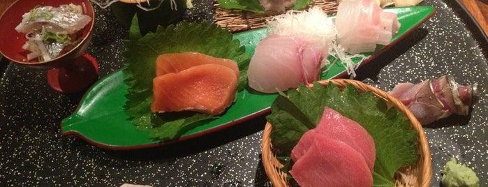 Kanoyama is one of NYC Michelin Star Sushi - 2017.