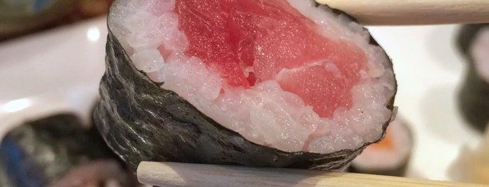 iSushi is one of Sushi.