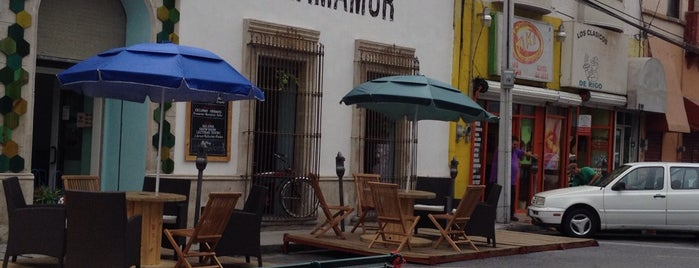 MAMAMOR is one of Vegan in Mty.