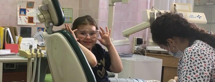 Детская стоматологическая поликлиника №30 is one of Поликлиники ЗАО, ВАО, ЦАО.