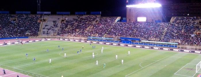 Stadio Renato Dall'Ara is one of Venues....
