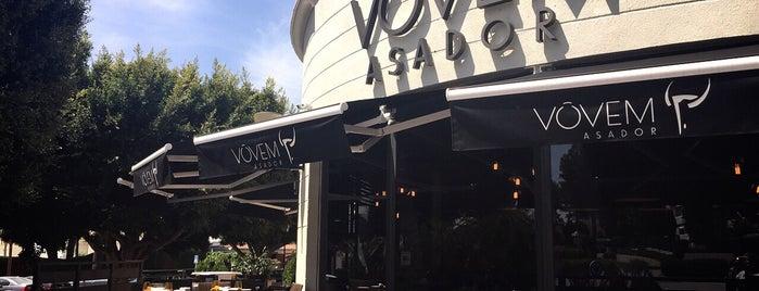 VOVEM Asador is one of Restaurantes Malaga.