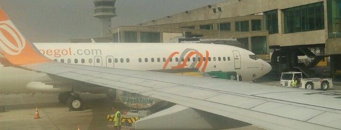 Aéroport de São Paulo / Congonhas (CGH) is one of Airports - worldwide.