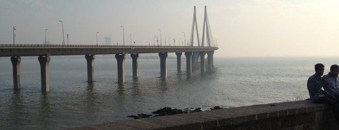 Bandra Fort is one of Mumbai Maximum.
