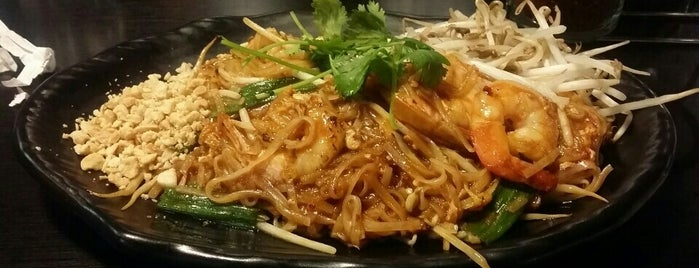 Thai St. Cafe is one of The 15 Best Places That Are Good for Groups in Las Vegas.