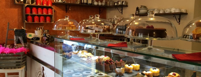 Dolci Pensieri is one of Mangiare vegan a Firenze.