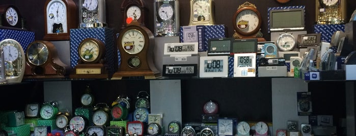 Clock World is one of The Happenings @ Hartamas Shopping Mall.