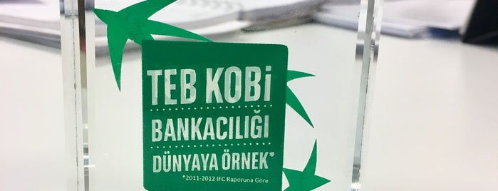 TEB is one of 2014 günü ask.