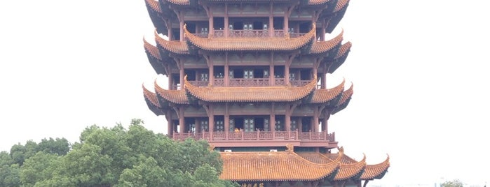 Yellow Crane Tower is one of #China.