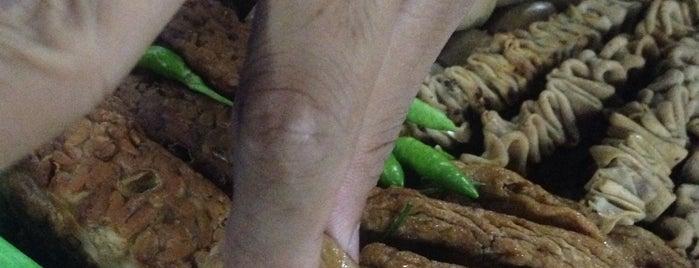 "Warung Gusman ""Nasi Gandul"" is one of Bali - Kuliner."