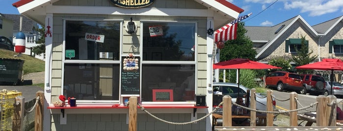 Shannon's Unshelled is one of Maine & New Hampshire.