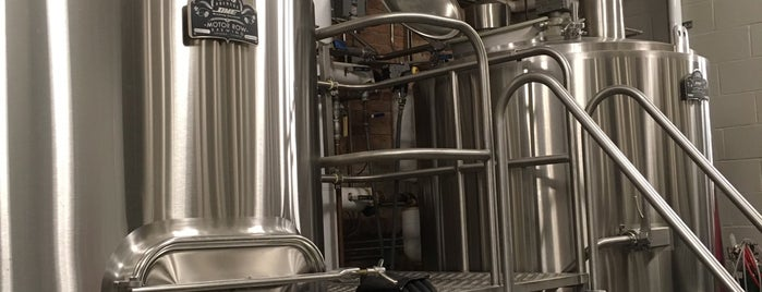 Motor Row Brewing is one of Brewery Bucket List.