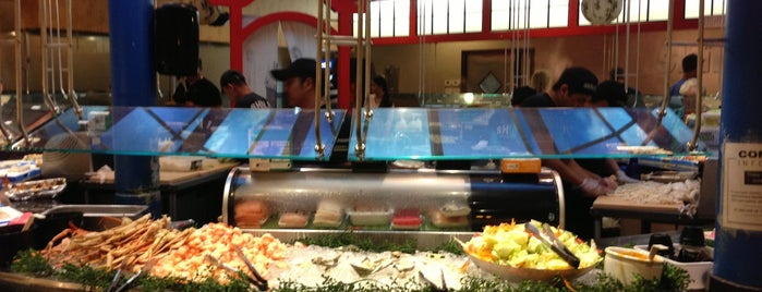 Shinju Japanese Buffet is one of Best Boca Raton Lunch Places.