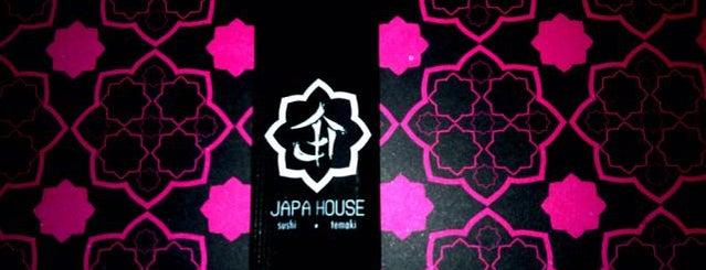 Japa House is one of Guia Rio Sushi by Hamond.