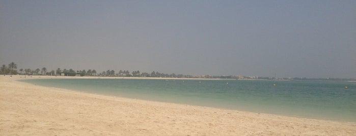 Al Mamzar Beach is one of Top Restaurants in Dubai.